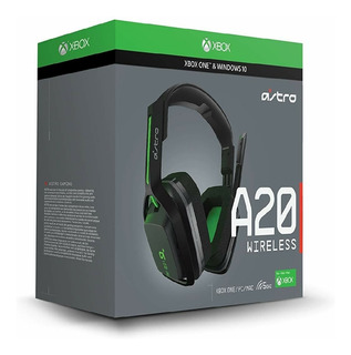 Astro Gaming A20 Wireless Xbox Ps4 Pc Call Of Duty