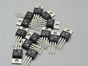 4x Transistor 2sc1971 Original Usado