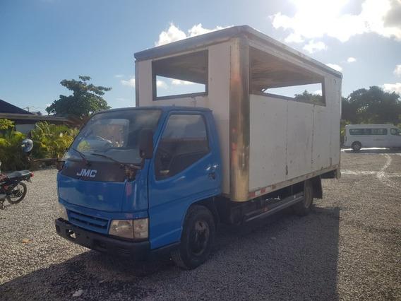 Camion Semi Cerrado Jmc Tipo Isuzu