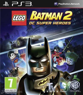 Lego Batman Super Heroes 2 Ps3 Digital
