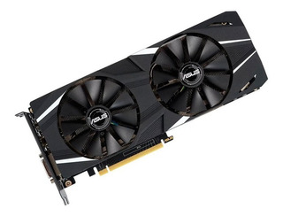 Tarjeta De Video Asus Nvidia Geforce Dual Rtx 2060 O6g 6gb