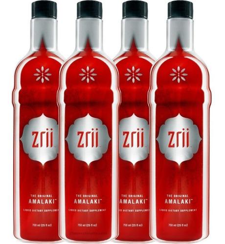 Zrii Amalaki Caja 4 Botellas Original Envío Gratis!!