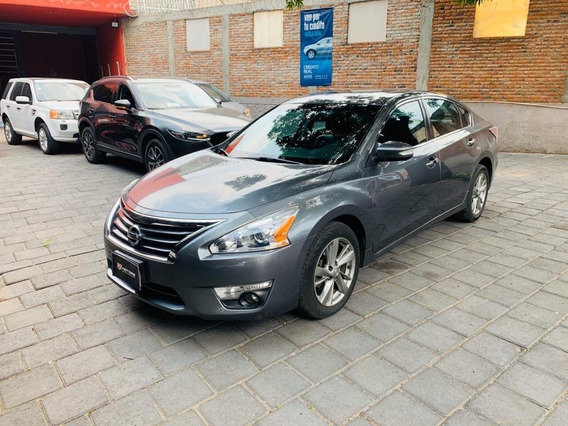 Nissan Altima Advance 2014