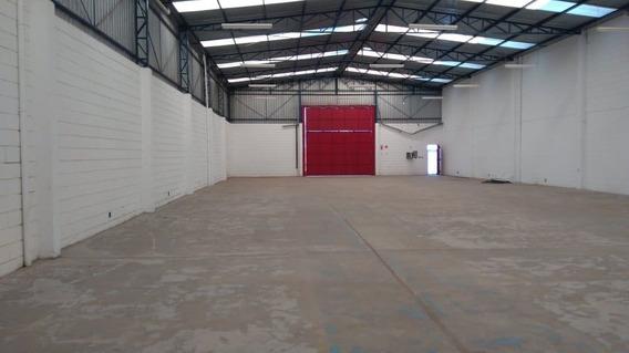 Galpão Para Alugar Centro Industrial Rafael Diniz Bragança Paulista - Wim2226