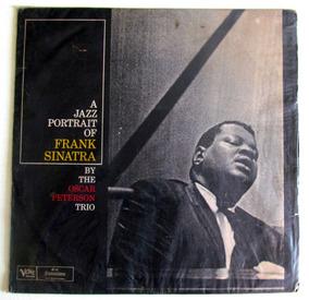 Disco Vinil Oscar Peterson Trio( Frank Sinatra)