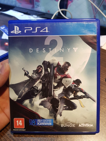 Destiny 2 Ps4 - Midia Fisica