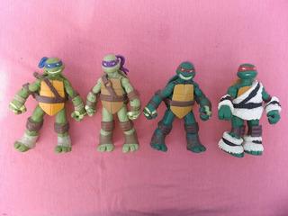 Lote Tortugas Ninjas Nickelodeon