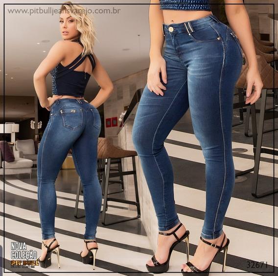 Cigarrete Pitbull Jeans Ref 32671