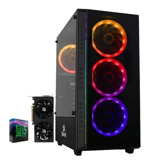 Pc Gamer I5-9400f Radeon Rx 5700 Xt 8gb Ssd 120gb Hd 1tb