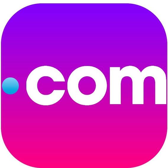 Registro De Dominio .com + 2 Correos + Pagina Web X 1 Año