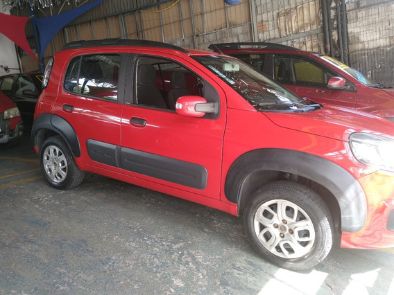 Fiat Uno Way 1.0 Flex 2015 Completo
