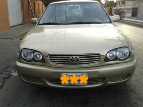 Toyota Corolla 2001 1.6 Automático