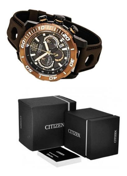 Relógio Citizen Eco-drive Stingray Ca4088-00e Novo Na Caixa