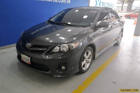 Toyota Corolla S-multimarca