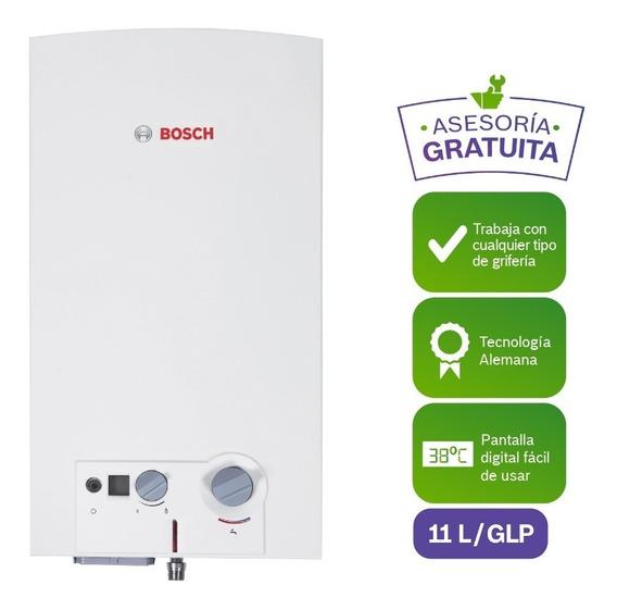 Terma A Gas Bosch Premium 11 Litros Glp