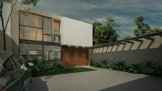 Casa Nueva En Venta En Mirova, Modelo Casa Arbol, Dzitya, Mérida Norte