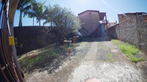 Casa À Venda, 300 M² Por R$ 424.000,00 - Parque Odimar - Hortolândia/sp - Ca0203