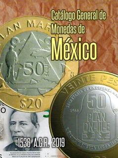 Catálogo General De Monedas De México 2019 Pdf + Regalos.