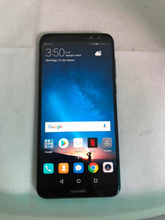 Huawei Mate 10 Lite Libre Sin Fallas 265