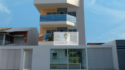 Oportunidade! Apartamento No Centro De Rio Das Ostras. - Ap0321