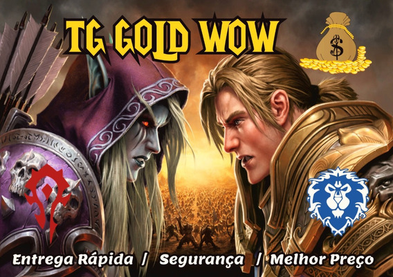 100k Gold Wow Ouro: Stormrage,zul