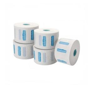 Gola Higiênica Barbeiro 5 Rolos Neck Paper Protetor Capa