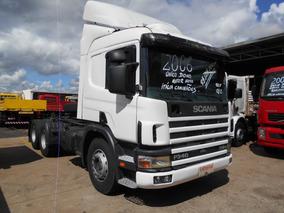 Scania 2006 340cv 6x2 Motor Novo Itália Caminhões