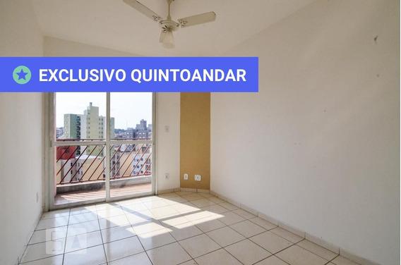 Apartamento No 9º Andar Com 1 Dormitório E 1 Garagem - Id: 892951486 - 251486