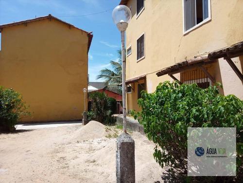 Rgi - Serramar - Apartamento 01 Quarto - Rio Das Ostras - Ap0037