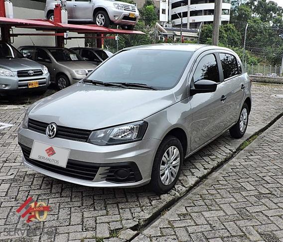 Volkswagen Gol Trendline Mt 1.6 2018 Egk379