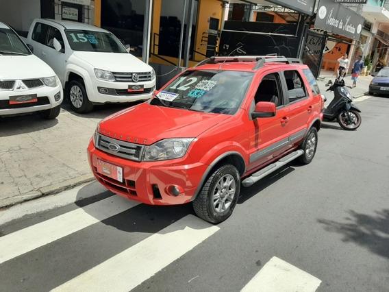 Ford / Ecosport 2011/2012 1.6 Xlt Freestyle 8v Flex 4p