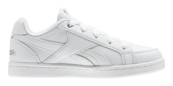 Tenis Reebok Niños Crossfit Blanco Royal Prime V69990