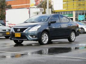 Nissan Versa New 1600 Aa