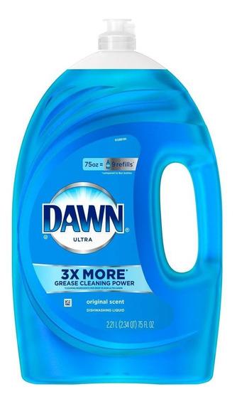 Dawn 3x More Para Trastes De 2.2 Lt