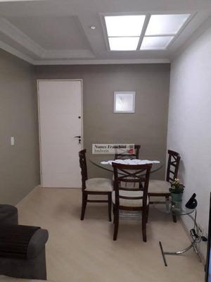 Vila Nova Cachoeirinha-zn/sp - Apartamento 2 Dormitórios,1 Vaga - R$ 260.000,00 - Ap7225