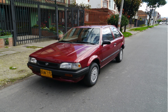 Mazda 323 He Coupé