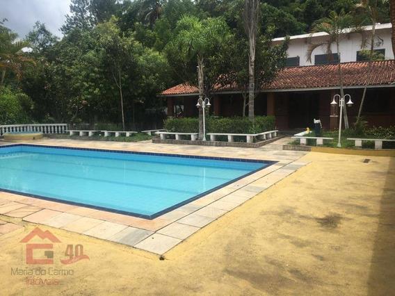 Chácara Com 2 Dormitórios À Venda, 25887 M² Por R$ 1.500.000 - Conjunto Habitacional - Setor A - Itapevi/sp - Ch0041
