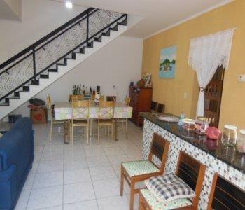 Sobrado Em Vila Suarão, Itanhaém/sp De 250m² 4 Quartos À Venda Por R$ 485.000,00 - So235025