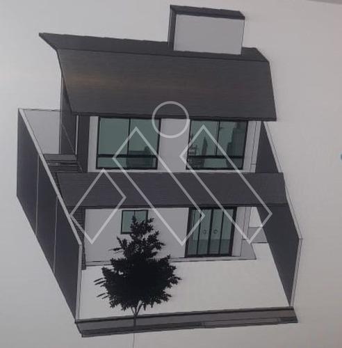 Casa Em Construção No Jardim Ouro Verde - Aceita Permuta - Mi1186