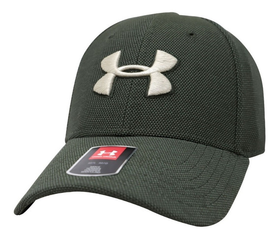 Under Armour Gorra Coolswitch Verde Bosque -tallas M/l 2019