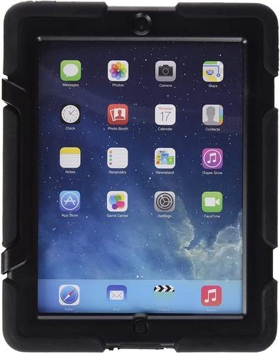 iPad Air 1 Estuche Griffin Survivor Antigolpes 5 Generacion
