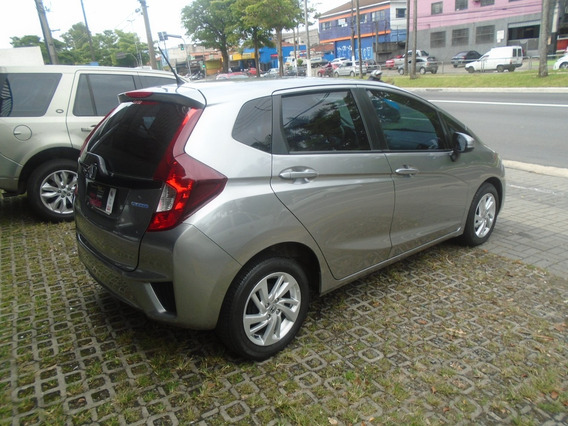 Honda Fit 1.5 Lx Flex Automático - 2015 - Km 53.500 -