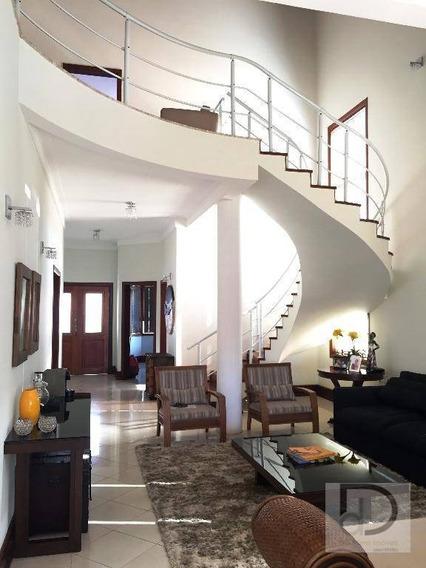 Casa Residencial À Venda, Parque Residencial Maison Blanche, Valinhos. - Ca2687