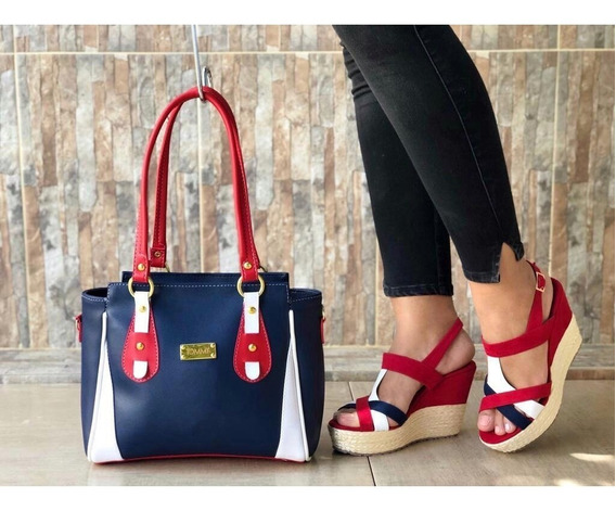 Bolsos Zapatos Yute Dama Tommy Hilfiger Calidad Colombia