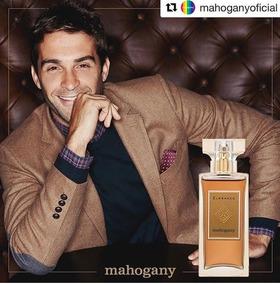 Fragrância Elegance Mahogany 100ml