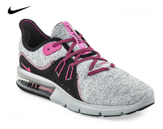 Nike Air Max Sequent 3 Mujer 8 Us