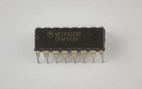 Circuito Integrado Mc145026 (3 Peças)
