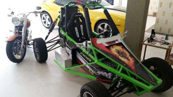 Kart Cross 1000cc Kawasaki Zx 10r 201 Cavalos