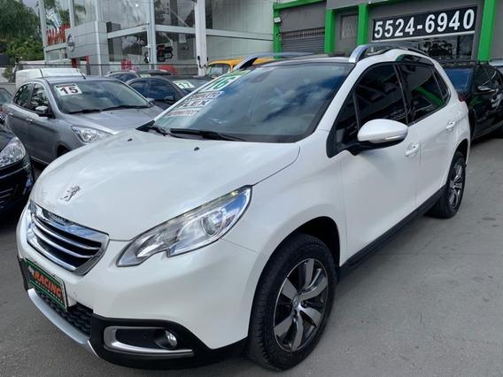 Peugeot 2008 Griffe 1.6 Automático 2016/2016