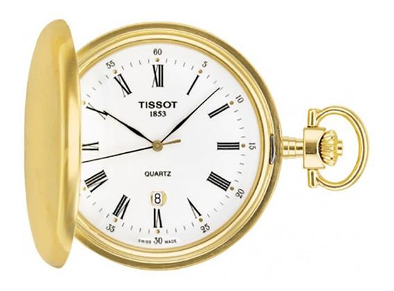 Relógio Tissot - Savonnette - T83.4.553.13